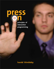 Press On book cover